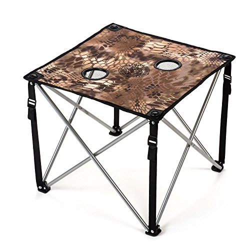 lucky-bums-camp-table-folding-lightweight-compact-durable-with-cup-holders-and-carrying-bag-kryptek-
