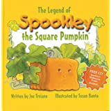 The Legend of Spookley the Square Pumpkin with CD ~ Joe Troiano
