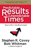 img - for Predictable Results in Unpredictable Times book / textbook / text book