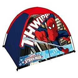 Marvel Ultimate Spiderman Indoor / Outdoor Kids Play Tent 4 X 3