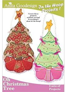 Amazon.com: Anita Goodesign Embroidery Designs Oh