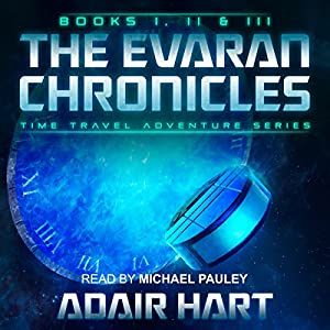 The Evaran Chronicles Box Set Audiobook