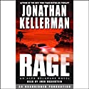 Rage (       UNABRIDGED) by Jonathan Kellerman Narrated by John Rubinstein