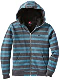 Quiksilver Boys 8-20 Brodes, Black, Medium