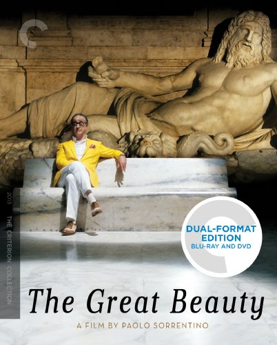 Blu-ray : The Great Beauty (Criterion Collection) (With DVD, , 2 Disc)