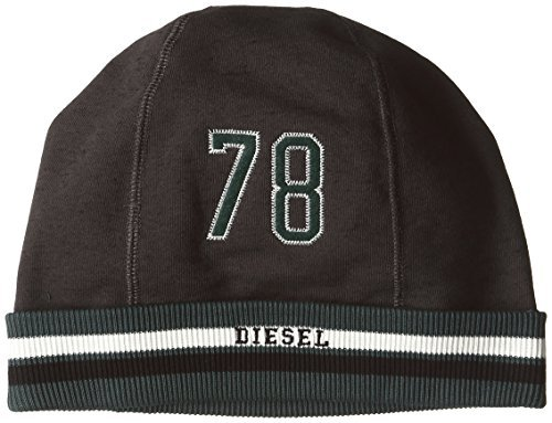 Diesel Men's Ceysall Hat, Black, One Size