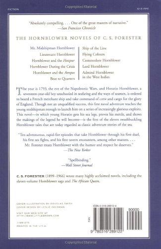 Mr. Midshipman Hornblower (Hornblower Saga (Paperback))
