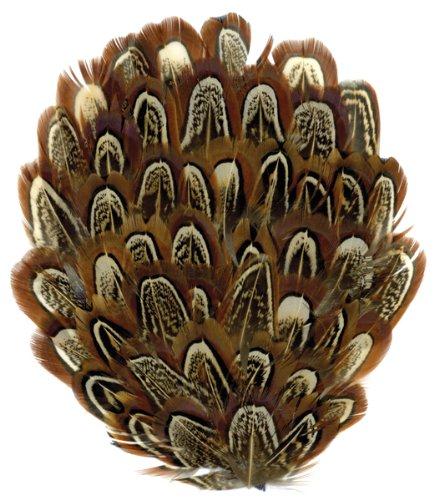 Pheasant Pad Feathers-Almond SKU-PAS656842