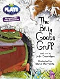 Ms Julia Donaldson Julia Donaldson Plays the Troll, the Beetles and the Three Billy Goats Gruff (turquoise) (BUG CLUB)