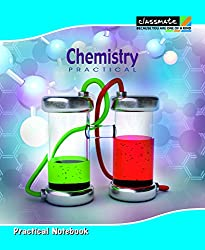 Classmate Practical Notebook - Chemistry, Hard Cover, 116 Pages, 265x215mm - Pack of 6