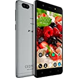 Zopo Speed X - Soft Light Selfie - Android Smartphone Mobile (Space Grey, 3GB RAM + 32GB ROM, 13MP + 2MP Dual Rear Camera and 13MP Front Camera)