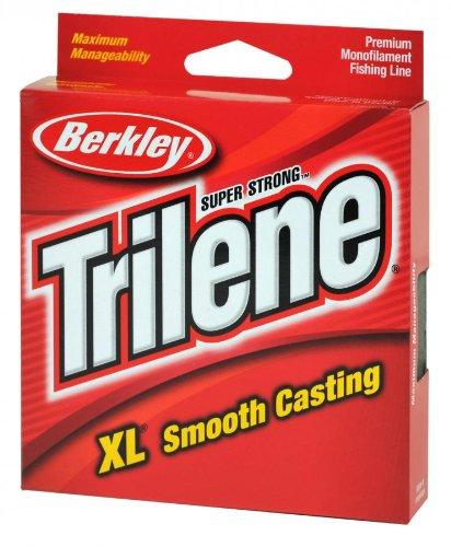 Berkley Trilene XL 110 - yard Fishing Line, CLEAR, 14 LB