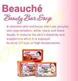 6 Pack Beauche Kojic Beauty Soap Bar-90Grams by Beauche