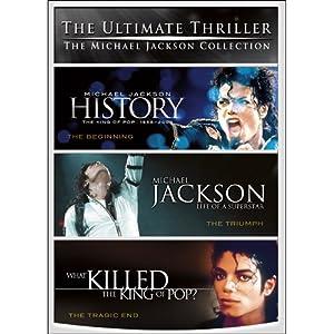 Michael Jackson Triple Feature