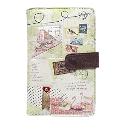 Bon Voyage Travel Wallet by Disaster Designs