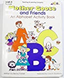 img - for Mother Goose and Friends: An Alphabet Activity Book book / textbook / text book