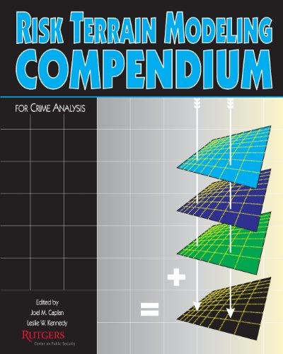 Risk Terrain Modeling Compendium