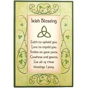 11 5 decorative irish sign plaque irish