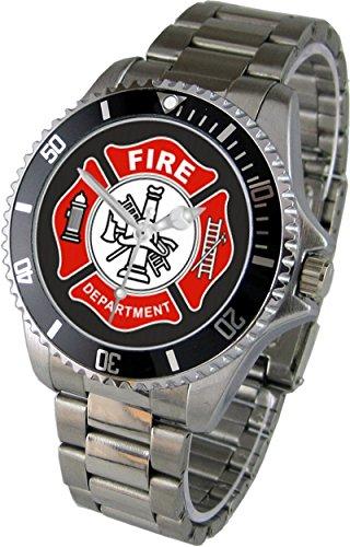 Feuerwehr Armbanduhr