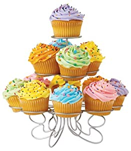 Amazon.com | Wilton 307-831 13 Count Cupcake Stand: Cake Stands