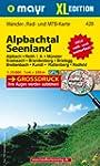 Alpbachtal - Seenland XL: Wander-, Ra...