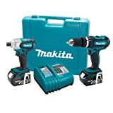 Up to 60% Off Select Makita 18-Volt Combo Kits