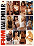 Bacardi & FHM 2003 Calendar: Featuring Paris Hilton, Nicky Hilton, Alyssa Milano, Brooke Burke, Catherine Bell, Rebecca Romijn-Stamos, Ashanti, Elisha Cuthbert, Kelly Brook, Jill Arrington, Jennifer Love Hewitt, Beth Ostrosky, Pamela Anderson (2003)