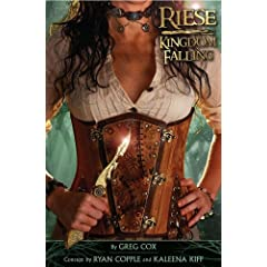 Riese: Kingdom Falling by Greg Cox,&#32;Ryan Copple and Kaleena Kiff