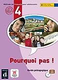 echange, troc Yves-Alexandre Nardone, Marie Bretonnier - Pourquoi pas, livre de l'eleve + CD