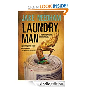 LAUNDRY MAN (A Jack Shepherd crime thriller)