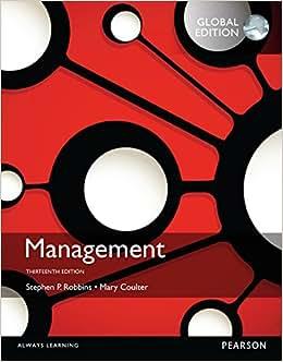 Management, Global Edition