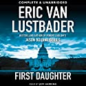 First Daughter: Jack McClure, Book 1 (Unabridged)