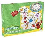 Barrio Sésamo - Los números (Falomir 23020)