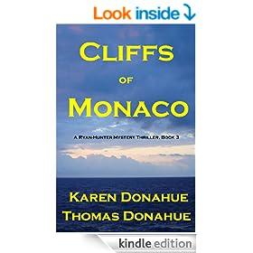 CLIFFS OF MONACO: A RYAN-HUNTER MYSTERY THRILLER, BOOK 3 (Ryan-Hunter Series)