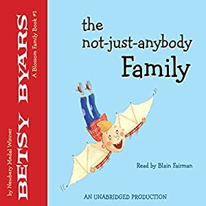 The Not-Just-Anybody Family | [Betsy Byars]