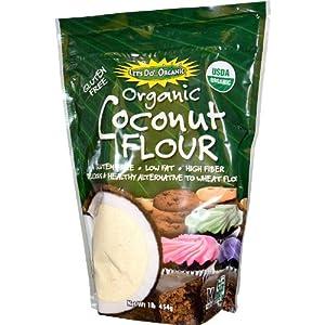 Amazon.com : Let's Do Organic Coconut Flour, 16 oz : Baby