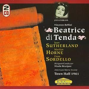 SUTHERLAND / HORNE / RESCIGNO, VINCENZO BELLINI - Bellini: Beatrice Di
