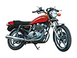 青島文化教材社 1/12 バイクシリーズ No.28 スズキ GS400E プラモデル