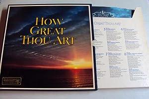 How Great Thou Art (Box Set of 8)