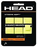 HEAD(ヘッド) テニス オーバーグリップ エクストリ-ムソフト (3 本入り ) イエロー 285104