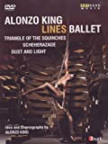 Cover art for  Alonzo King Lines Ballet