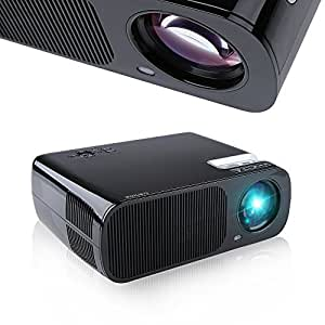 Buy projector crenova xpe600 led video for Ipad projector reviews