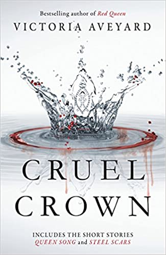 cruel crown red queen nouvelle