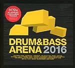 Drum & Bass Arena 2016 (3cd+Mp3)