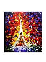 Legendarte Pintura al Óleo sobre Lienzo Folli Notti A Parigi