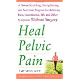 Heal Pelvic Pain: The Proven Stretching, Strengthening, and Nutrition Program for Relieving Pain, Incontinence,& I.B.S, and Other Symptoms Without Surgeryby Amy Stein