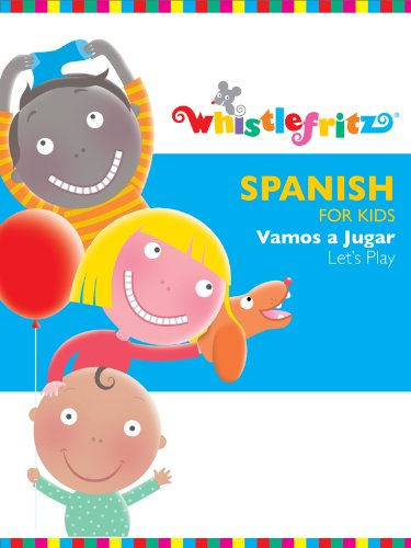 Spanish For Kids: Vamos A Jugar (Let'S Play) front-1058727