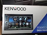 "Brand New Kenwood DNX6190HD 6.1"" WVGA Double-DIN Navigation/DVD Receiver, Built-in Bluetooth, Built-in HD Radio, Rear USB, iPhone/iPod Controls, Android Ready"