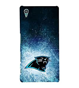EPICCASE roaring panther Mobile Back Case Cover For Sony Xperia Z5 (Designer Case)