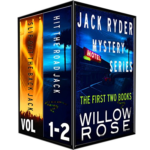 Crazy deal from the Queen of Scream Willow Rose! Get the first two books in the bestselling Jack Ryder Mystery Series for FREE!